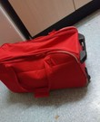 Koffer, rood