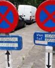 """Parkeerborden E3 """"Verboden te parkeren"""""""