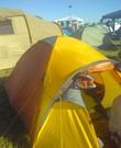 Quechua tent