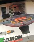 Heater voor partytent  ! Let op de heater is alleen te huur in de regio Delft