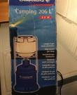 Camping gaslamp