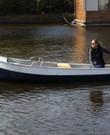 Sloepje in Utrecht