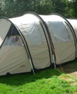 Tunneltent 6 pers Robens Triple Horizon