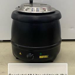 Soepketel electrisch 5,7 of 10 liter
