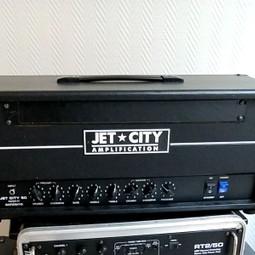 Jet City JCA50h - 50 watt buizentop