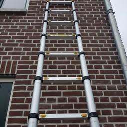 Telescopische ladder (4m)