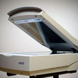 Heidelberg High end Flatbed scanner
