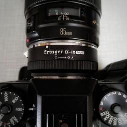 Fringer autofocus lens adapter voor Fujifilm X