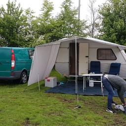 Kip Caravan 2 persoons