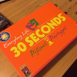 30 seconds party spel everyday life