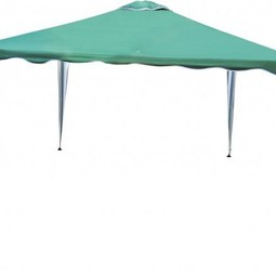 Partytent donkergroen 3x3 m