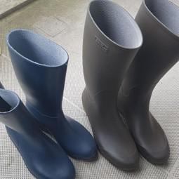Rubber laarzen (Regenlaarzen / jachtlaarzen)