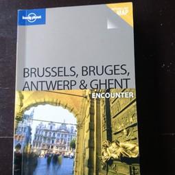 Reisboekje Brugge Antwerpen Gent