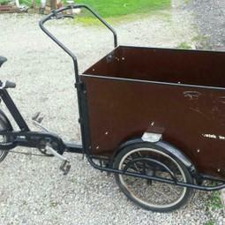 Bakfiets / Cargo bike