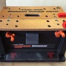 Workmate Workbox WM450 (kistmodel)