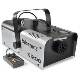BeamZ Rookmachine 1200W met timer afstandbediening