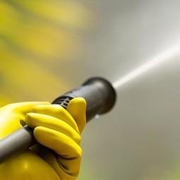 Goed werkende hoge druk reiniger