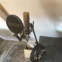 Opname microfoon goede kwaliteit
