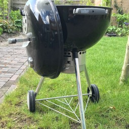 BBQ incl starter - Weber 45 cm diameter