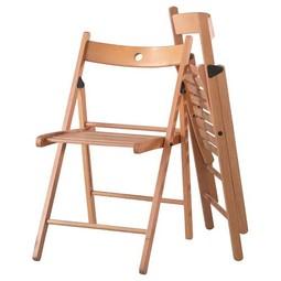 4 Ikea klapstoel