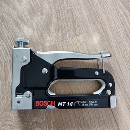 Bosch mechanische tacker / handtacker