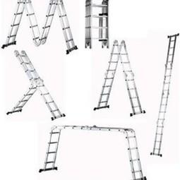 Ladder, hervormbaar