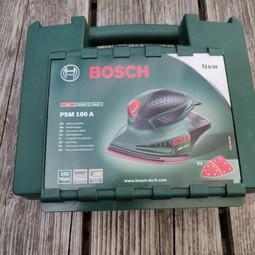 Schuurmachine van Bosch