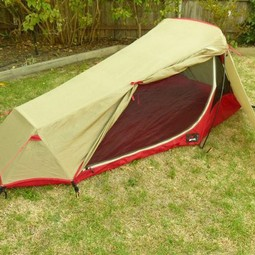 Tent (1-persoons) MSR Zoid 1.5
