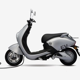 Scooter (Elektrische Scooter)