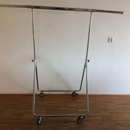 opvouwbaar kledingrek, lengte 150 cm