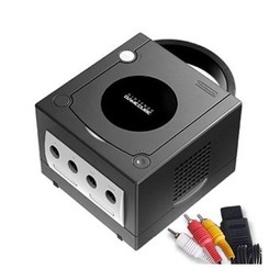 Nintendo GameCube Zwart