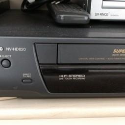 Panasonic  NV-HD620 SVHS Video recorder
