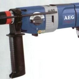 Klopboormachine met SDS boren