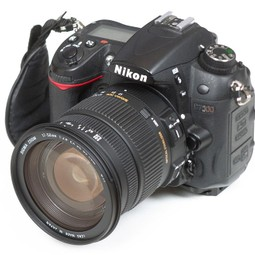 Professionele spiegelreflexcamera Nikon D7000 + lenzen en accesoires