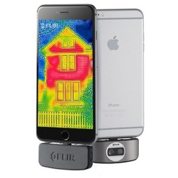 Flir ONE warmtebeeldcamera voor iPhone