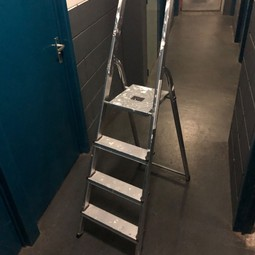 Ladder (1,5 hoog)