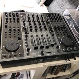 Dj mixer Allen&Heath xone 4d