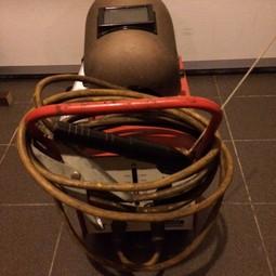 Lasapparaat elektrode 230v