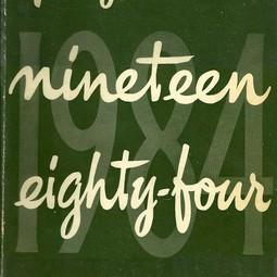 1984, George Orwell, originele Engelse versie