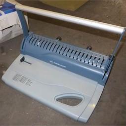 Pons-bindmachine GBC Multibind 208