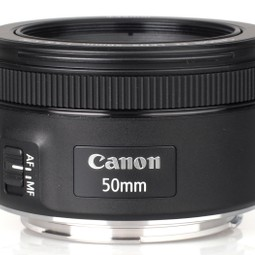 Canon 50mm/f1.8