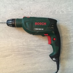 Bosch klopboormachine PSB 650 RE