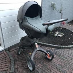 stokke kinderwagen Xpory v6