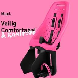 Kinderzitje / fietsstoeltje achterop (Yepp Maxi Easyfit)