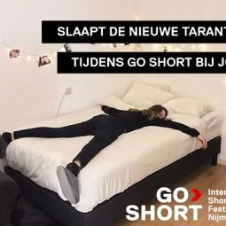 Logeerplekken gezocht rondom Nijmegen (Go Short 2019)
