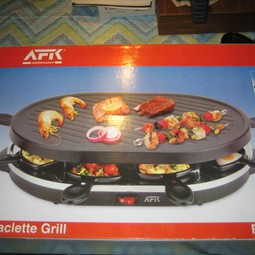 Gourmetstel - set max 8 personen