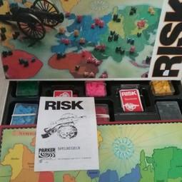 Risk, oude versie