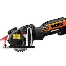 Handcirkelzaag Worx WX420
