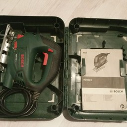 Decoupeerzaag - Bosch PST 700E