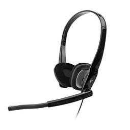Plantronics usb-headset (stereo met snoer-bediening